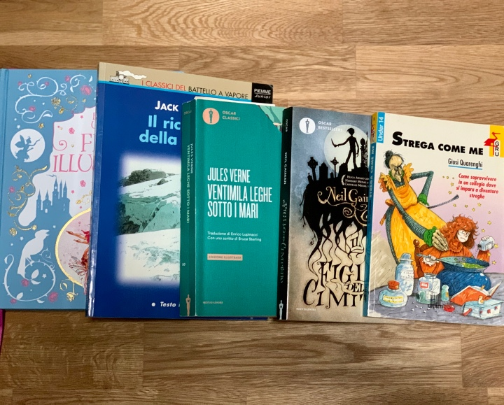 5 libri per ragazzi e per tutti in edizioni illustrate